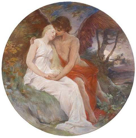 eros-and-psyche-ernst-roeber